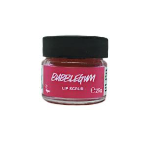 bubblegum lip scrub