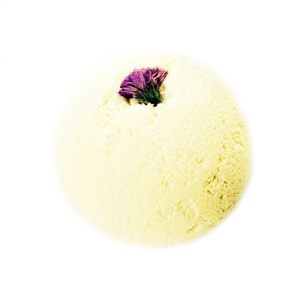 ylang song bath bomb