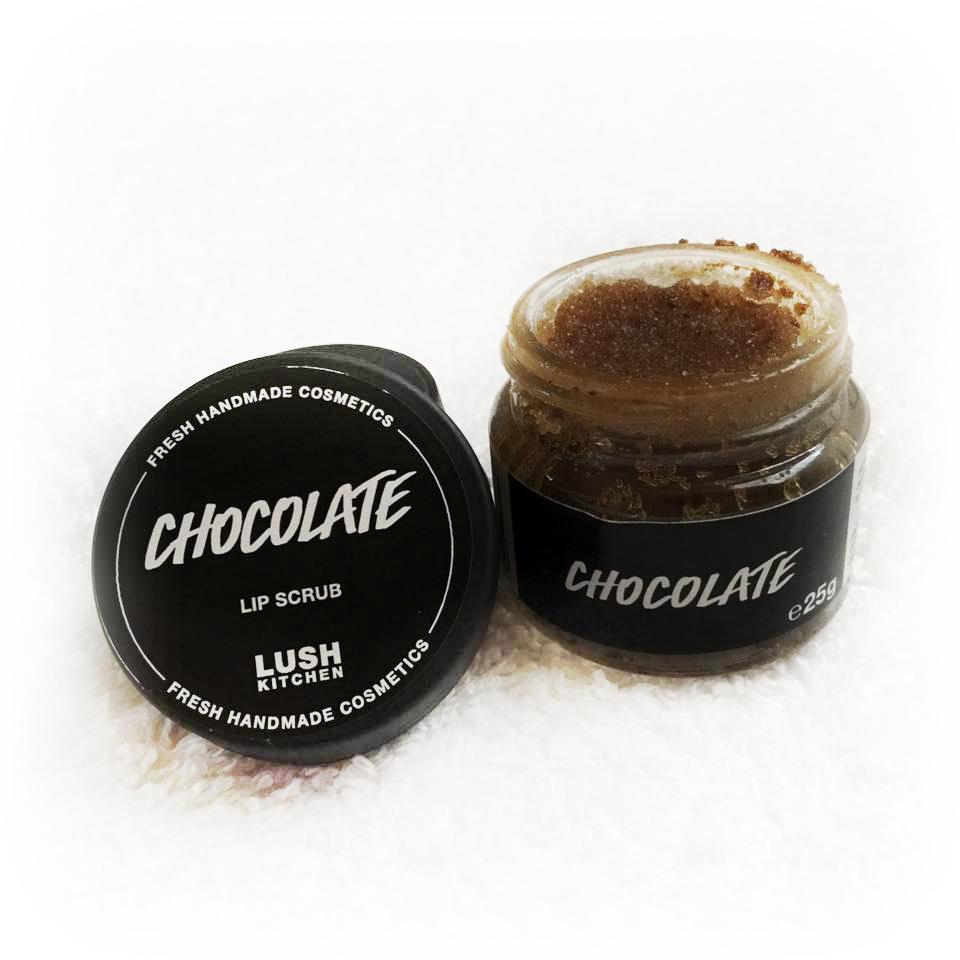 chocolate lIP Scrub 2