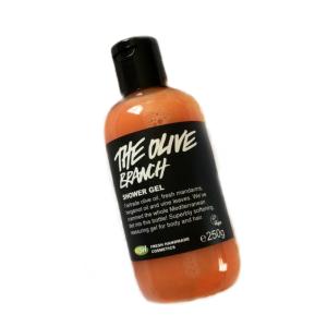 The Olive Branch Shower Gel