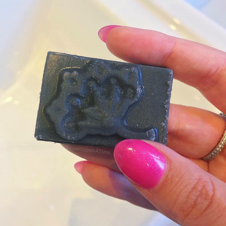 Black Rose Naked Lip Scrub From Lush Lush Upon A Time