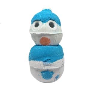 Snowman Bomb Bomb Bath Bomb