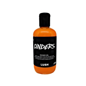 Cinders Shower Gel