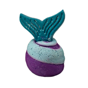 Mermaid Tail Bubble Bar